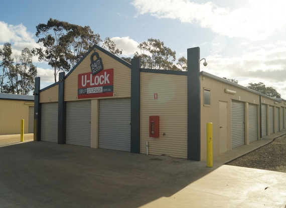 self storage in bendigo ulock self storage. Black Bedroom Furniture Sets. Home Design Ideas