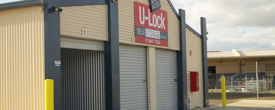 Saving money by using Self Storage