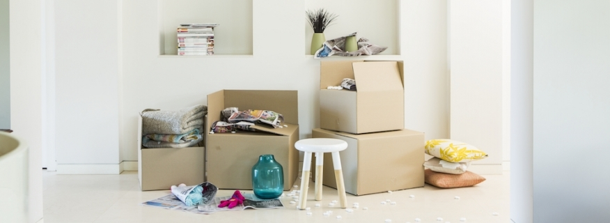 Organizing your self-storage unit